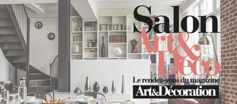 Der Art & Deco Salon in Paris - Zementfliesen Spezialisten