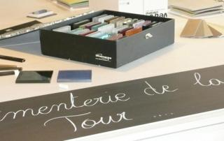 showroom Cimenterie de la Tour